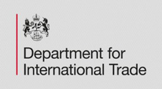 UK Department for International Trade Logo