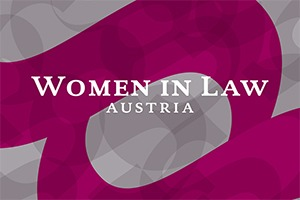Women in Law Logo